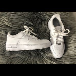 Nike Air Force 1 Low Top White 5.5